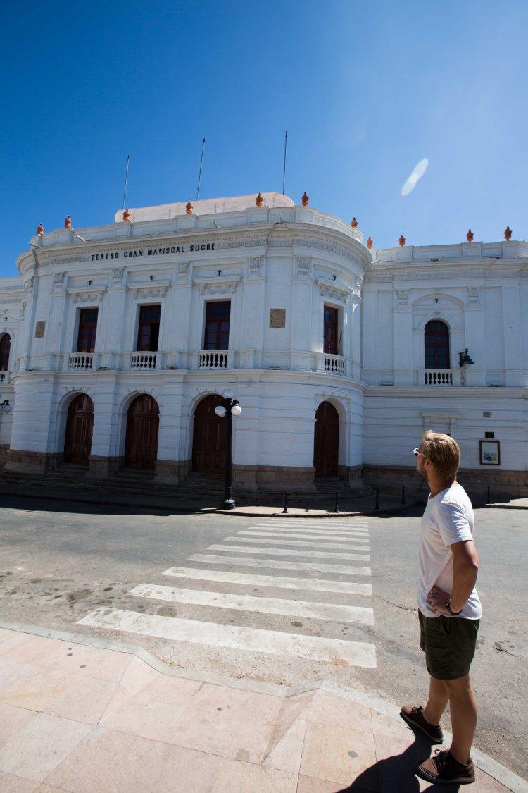 Teatro Gran Mariscal Sucre